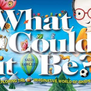 What Could it Be?: Exploring the Imaginitive World of Shapes