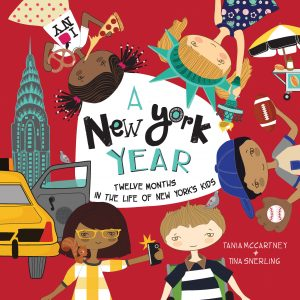 A New York Year: Twelve Months in the Life of New York's Kids