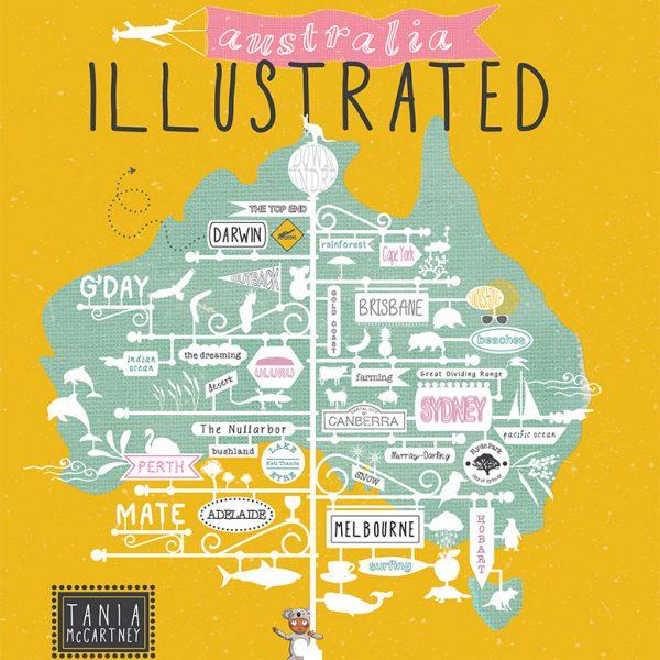Australia: Illustrated